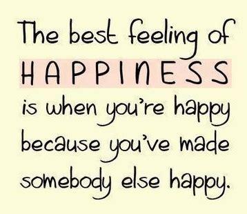What makes me happy essay