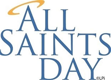 Feast of All Saints Be as One